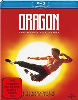 Dragon - Die Bruce Lee Story Poster