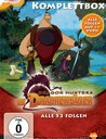Dragon Hunters - Die Drachenjäger, Komplettbox (10 Discs) Poster