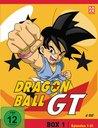 Dragonball GT - Box 1 (4 Discs) Poster