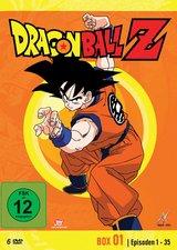 Dragonball Z - Box 1/10 (6 DVDs) Poster