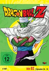 Dragonball Z - Box 2/10 (6 DVDs) Poster