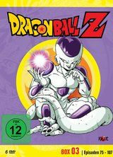 Dragonball Z - Box 3/10 (6 DVDs) Poster