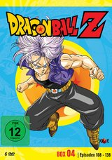 Dragonball Z - Box 4/10 (6 DVDs) Poster