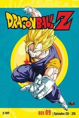 Dragonball Z - Box 9/10 (5 Discs) Poster