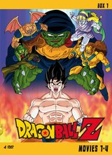 Dragonball Z - Movies 1-4 (4 Discs) Poster