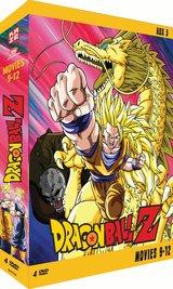Dragonball Z - Movies 9-12 Poster
