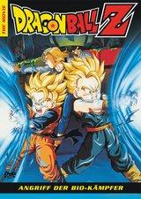 Dragonball Z - The Movie: Angriff der Bio-Kämpfer Poster