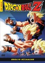 Dragonball Z - The Movie: Brolys Rückkehr Poster