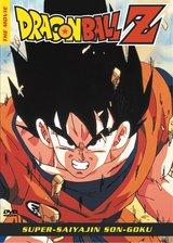 Dragonball Z - The Movie: Super-Saiyajin Son-Goku Poster