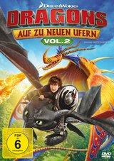 Dragons - Auf zu neuen Ufern, Vol. 2 Poster