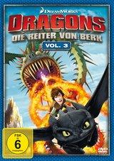 Dragons - Die Reiter von Berk, Vol. 3 Poster