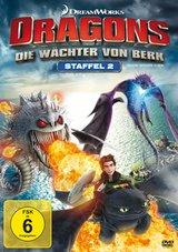 Dragons - Die Wächter von Berk, Staffel 2 Poster