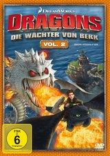 Dragons - Die Wächter von Berk, Vol. 2 Poster