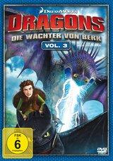 Dragons - Die Wächter von Berk, Vol. 3 Poster