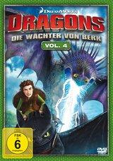 Dragons - Die Wächter von Berk, Vol. 4 Poster