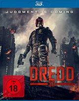 Dredd (Blu-ray 3D) Poster