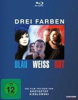 Drei Farben: Blau / Weiß / Rot (3 Discs) Poster