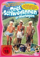 Drei Schwedinnen in Oberbayern Poster