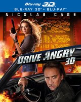 Drive Angry (Blu-ray 3D, 2 Discs) Poster