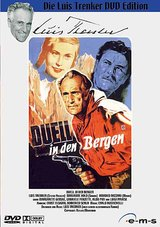 Duell in den Bergen Poster