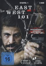 East West 101 - Staffel 1 (3 Discs) Poster