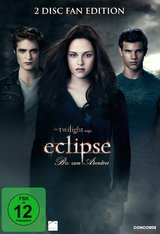 Eclipse - Biss zum Abendrot (2 Disc Fan Edition) Poster