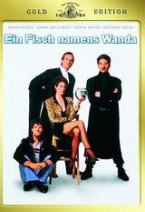 Ein Fisch namens Wanda (Gold Edition, 2 DVDs) Poster