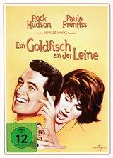 Ein Goldfisch an der Leine (Nostalgie-Edition) Poster
