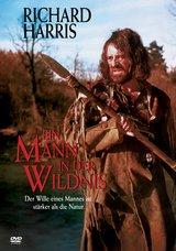 Ein Mann in der Wildnis Poster