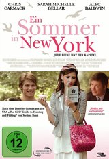 Ein Sommer in New York Poster