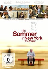Ein Sommer in New York - The Visitor (Einzel-DVD) Poster