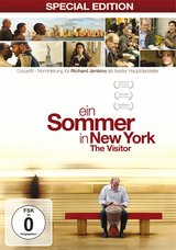 Ein Sommer in New York - The Visitor (Special Edition) Poster