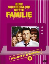 Eine schrecklich nette Familie - Neunte Staffel (4 DVDs) Poster