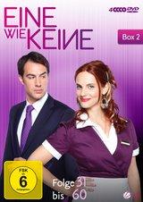 Eine wie Keine, Box 2, Folge 31-60 (4 Discs) Poster