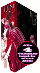 Elfenlied - The Complete Collection (4 DVDs) Poster