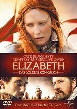 Elizabeth - Das goldene Königreich (Einzel-DVD) Poster