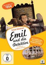 Emil und die Detektive Poster