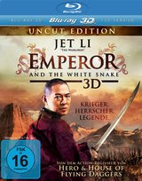 Emperor and the White Snake (Blu-ray 3D, Uncut Edition) Poster