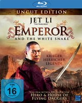 Emperor and the White Snake (Uncut Edition) Poster