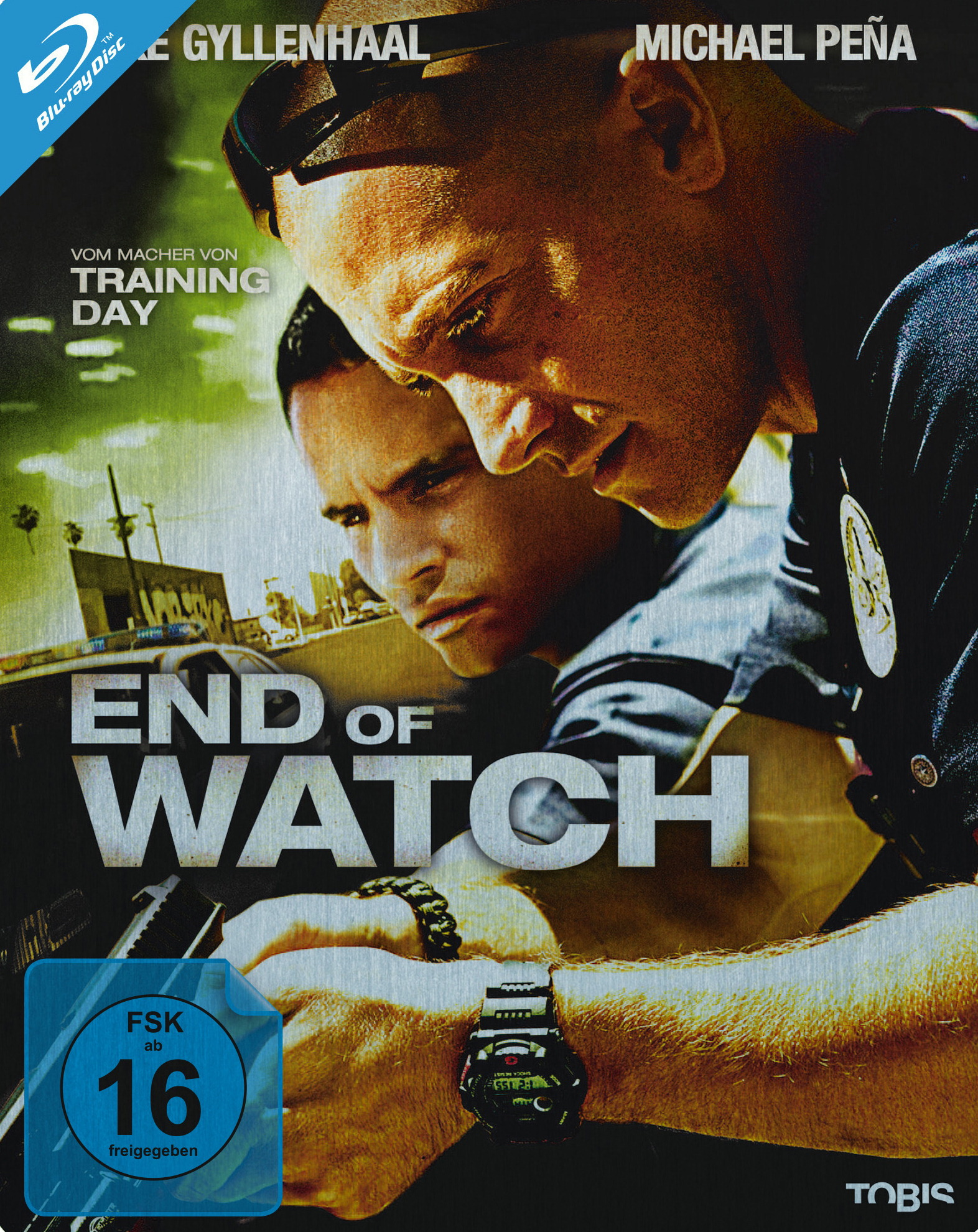 End of Watch (Limited Edition, Steelbook) Poster