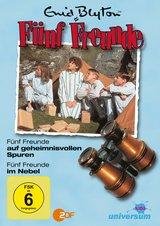 Enid Blyton - Fünf Freunde auf geheimnisvollen Spuren / Fünf Freunde im Nebel Poster