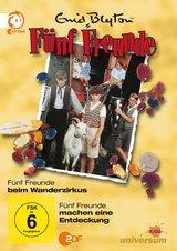 Enid Blyton - Fünf Freunde beim Wanderzirkus / Fünf Freunde machen eine Entdeckung Poster