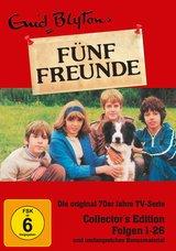 Enid Blyton - Fünf Freunde, Folgen 01-26 (Collector's Edition, 7 Discs) Poster
