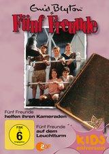 Enid Blyton - Fünf Freunde helfen ihren Kameraden / Fünf Freunde auf dem Leuchtturm Poster