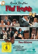 Enid Blyton - Fünf Freunde verfolgen die Strandräuber und 6 weitere Geschichten (Fan-Edition, 5 DVDs) Poster