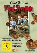 Enid Blyton - Fünf Freunde wittern ein Geheimnis / Fünf Freunde jagen die Entführer Poster
