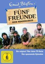 Enid Blyton's Fünf Freunde - Beim Wanderzirkus Poster