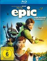 Epic - Verborgenes Königreich Poster
