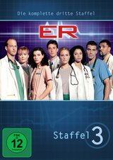 ER - Emergency Room, Staffel 03 (4 DVDs) Poster