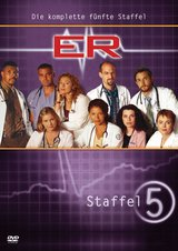 ER - Emergency Room, Staffel 05 (6 DVDs) Poster